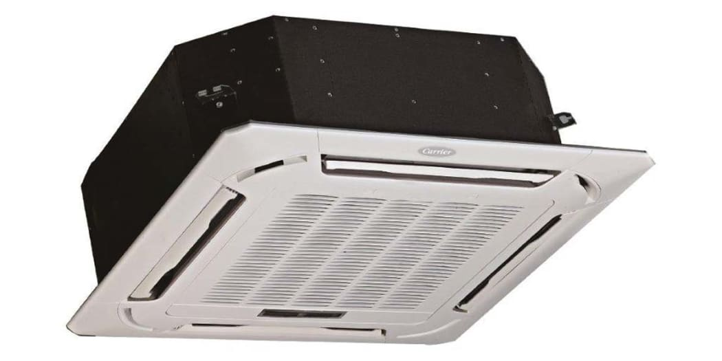 Performance Commercial Ductless System Cassette Indoor