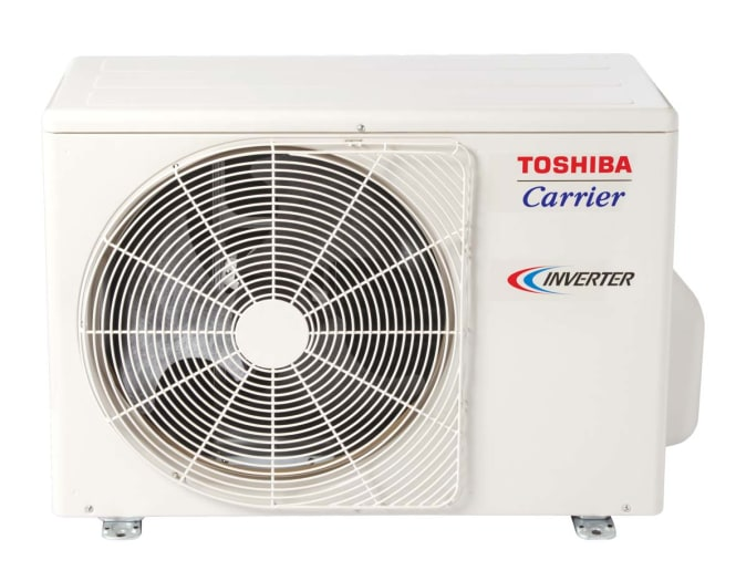Toshiba Carrier Ductless Air Conditioner Rasea Carrier