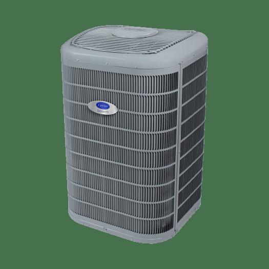Infinity 18vs Heat Pump 25vna8 Carrier Home Comfort