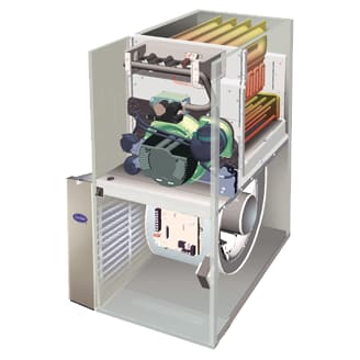 Infinity 98 Gas Furnace With Greenspeed 59mn7 Carrier