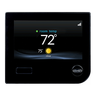 6 wire thermostat wiring diagram carrier infinity remote access touch control programmable thermostat  touch control programmable thermostat