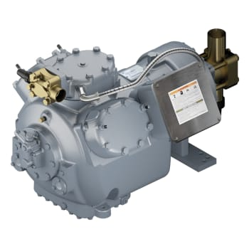 06E Semi-Hermetic Reciprocating Compressor from Carlyle
