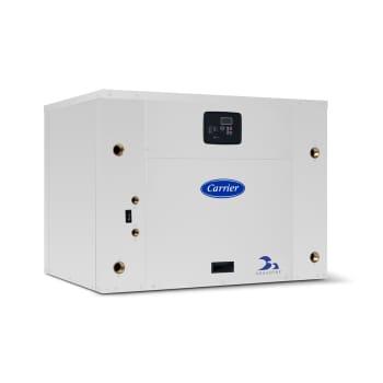 Aquazone 50psw Water To Water Water Source Heat Pump