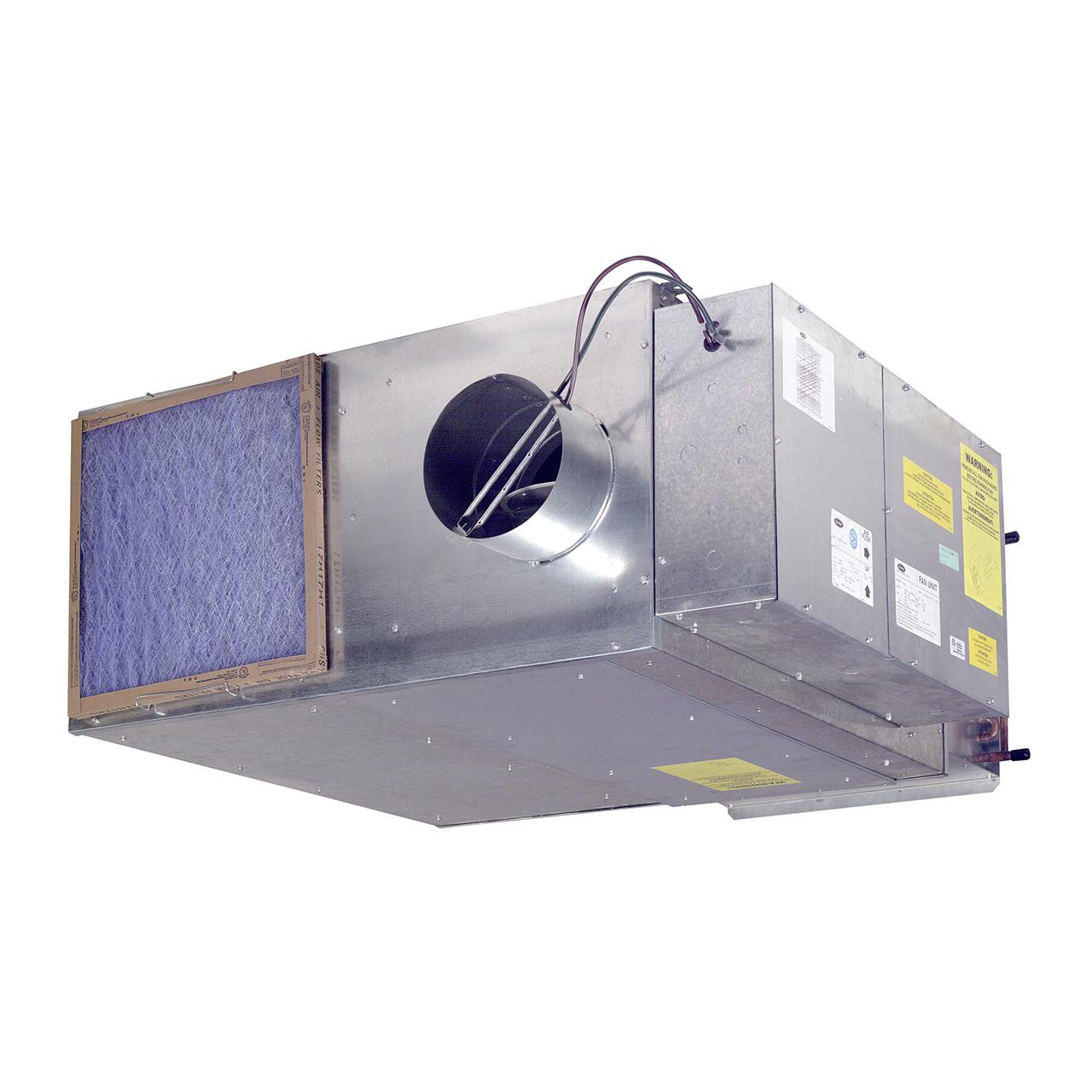 carrier-45K-series-fan-powered-air-terminal