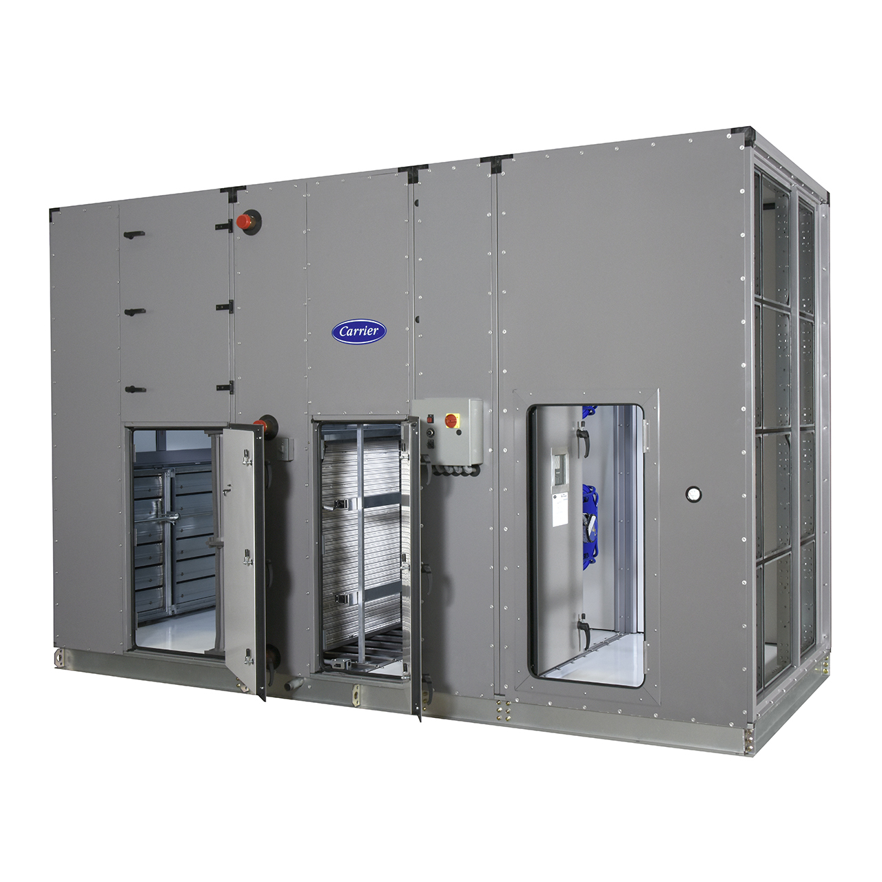 carrier-39M-central-station-semi-custom-air-handler-9