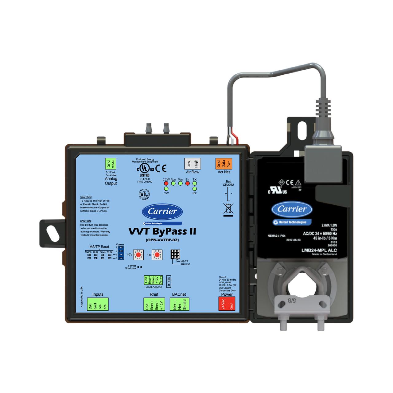 carrier-OPN-VVTBP-02-ivu-vvt-bypass-ii-controller