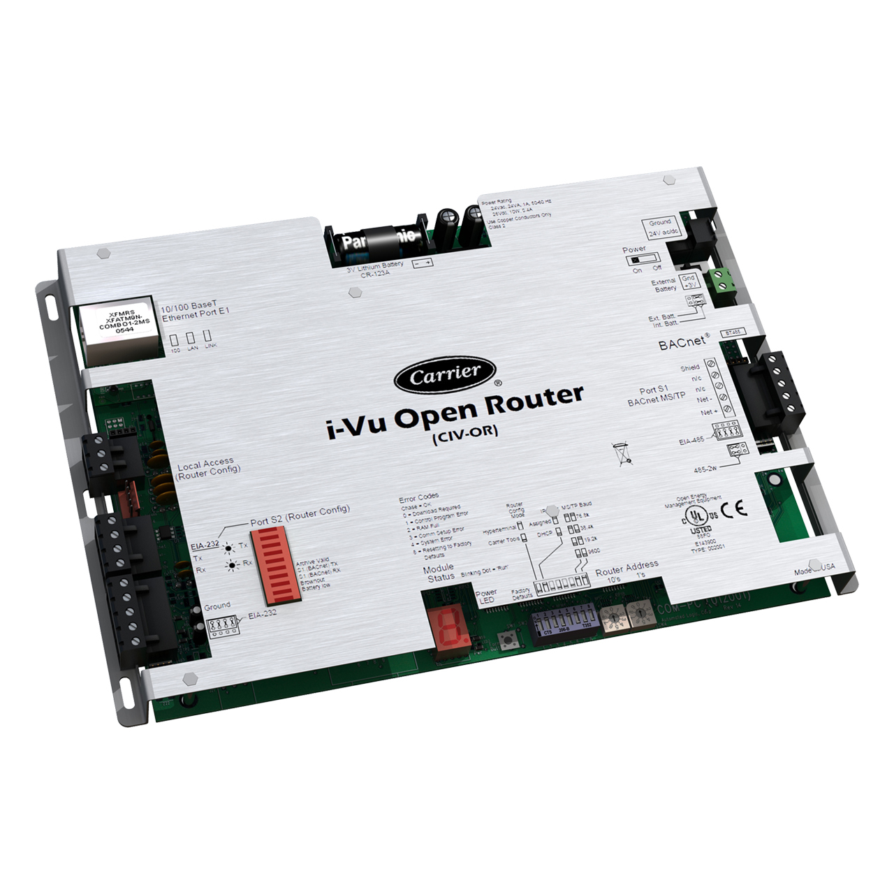 carrier-CIV-OR-ivu-open-router-network-integration-controller