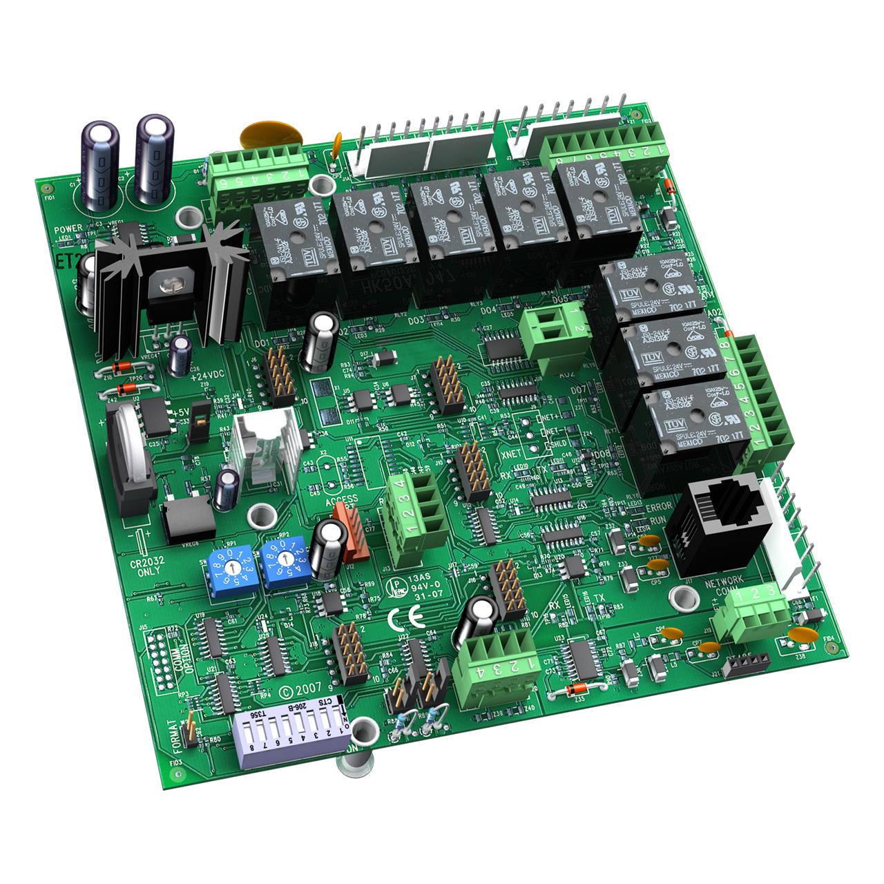 carrier-OPN-WSHPM-integrated-water-source-heat-pump-controller