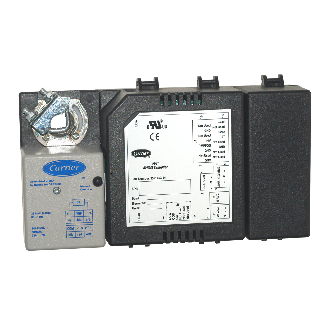 carrier-33ZCBC-01-vvt-bypass-producted-integrated-controller