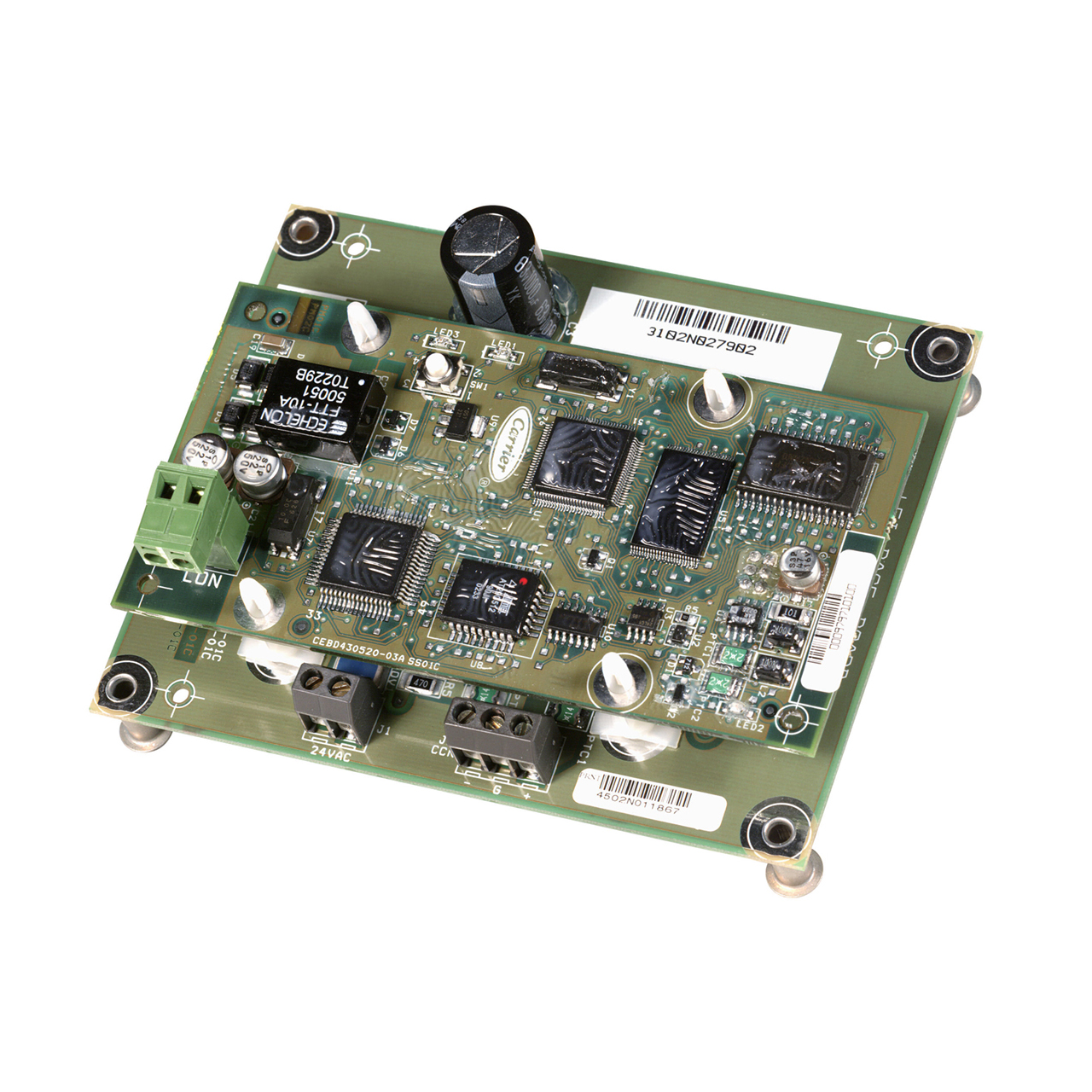 carrier-33CNTRANLON-01-R-lonworks-carrier-translator-product-integrated-controller