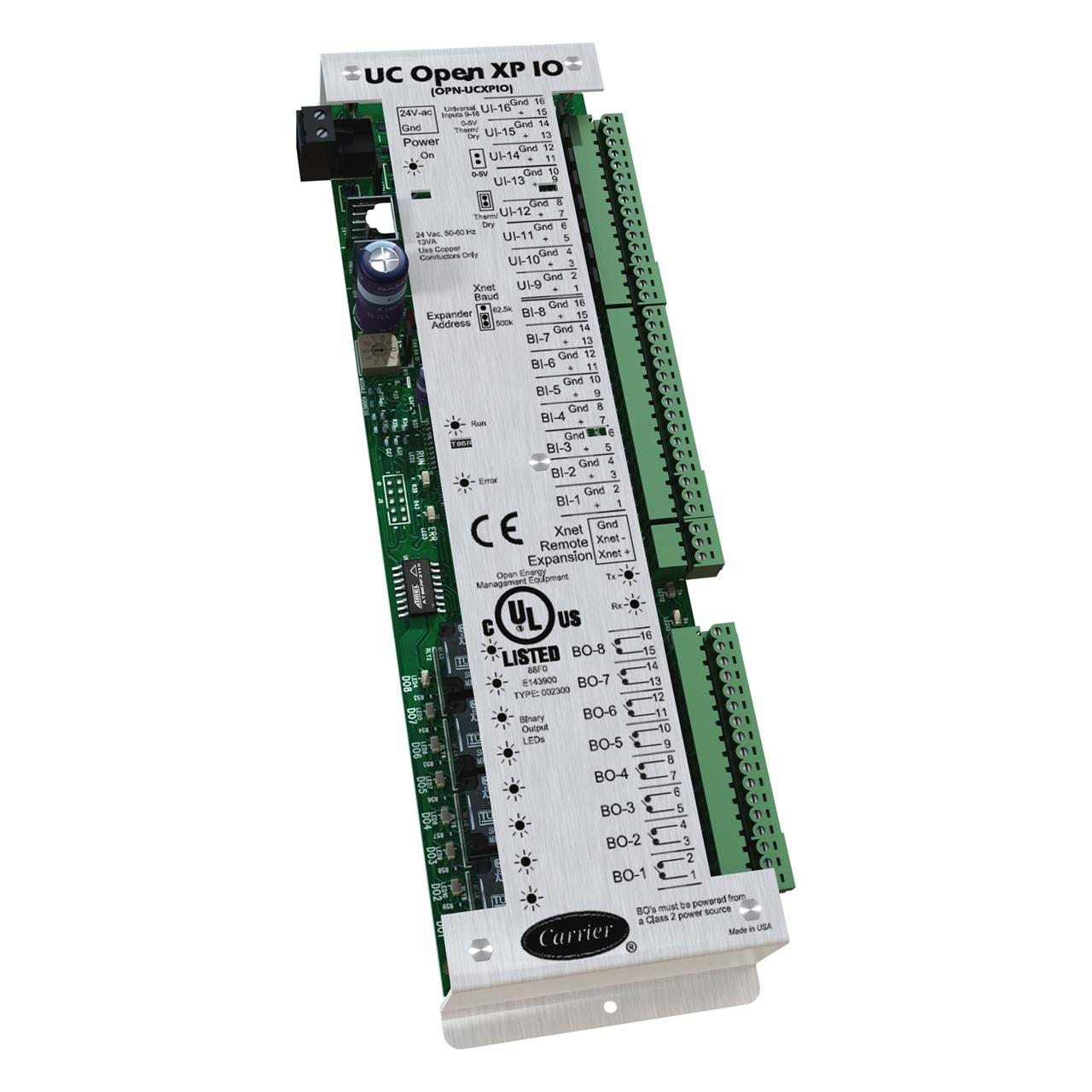 carrier-OPN-UCXPIO-universal-programmable-controller