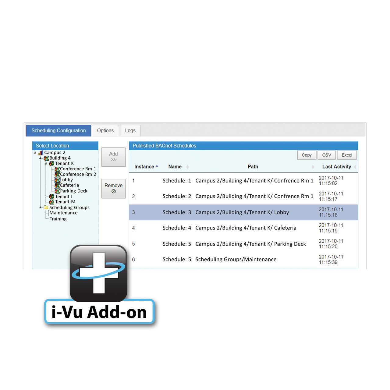 carrier-ADD-SCH-BACNET-bacnet-scheduling-interface-add-on-for-ivu