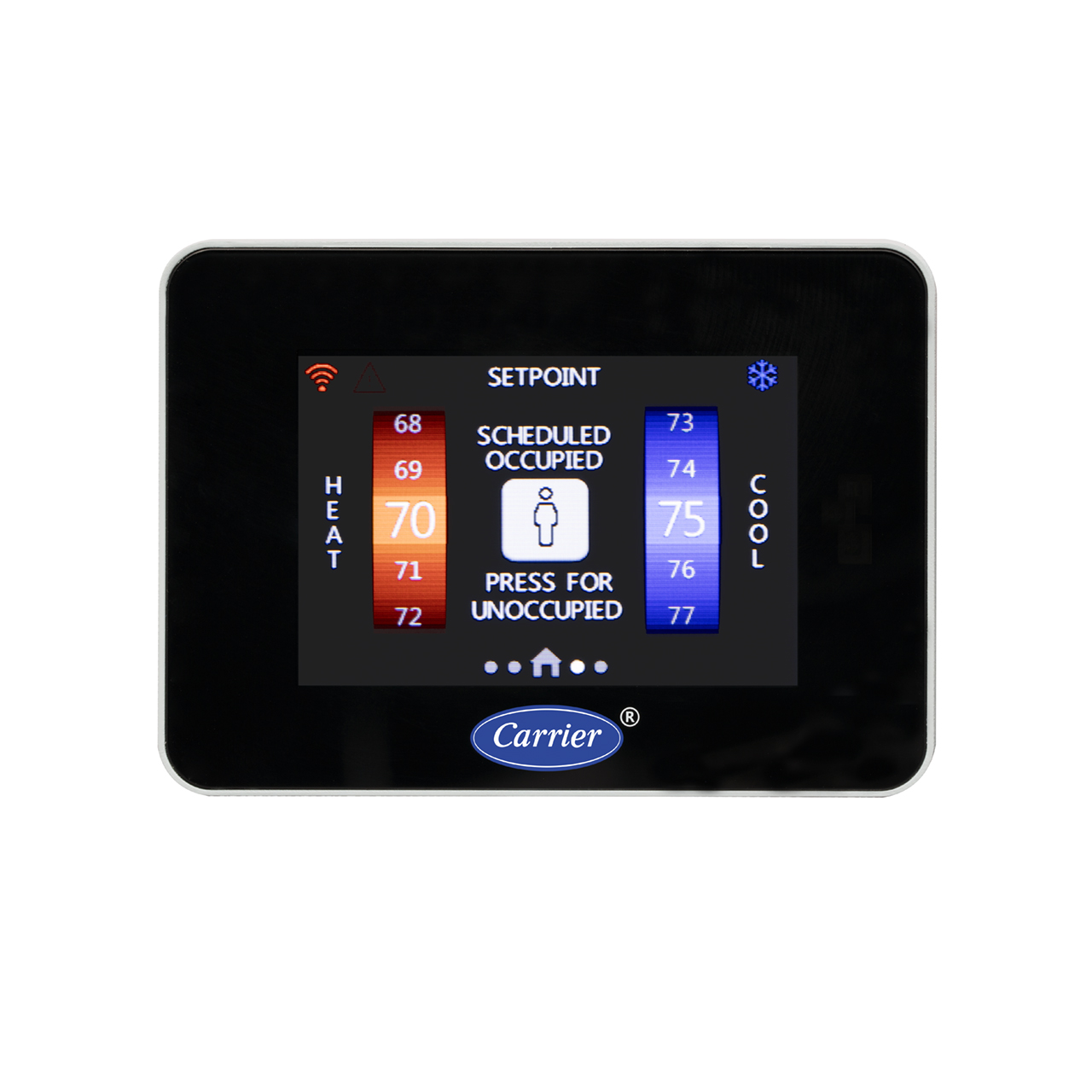 carrier-33CONNECTSTAT-wi-fi-commercial-thermostat-b