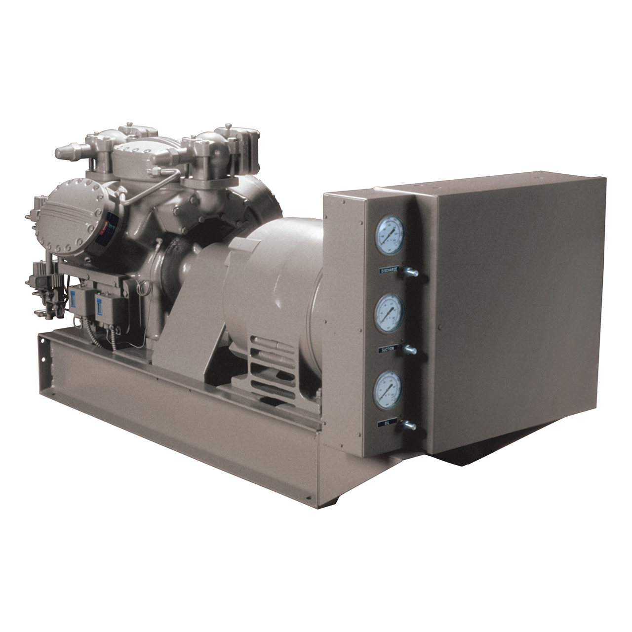 carrier-05HY-open-drive-reciprocating-compressor