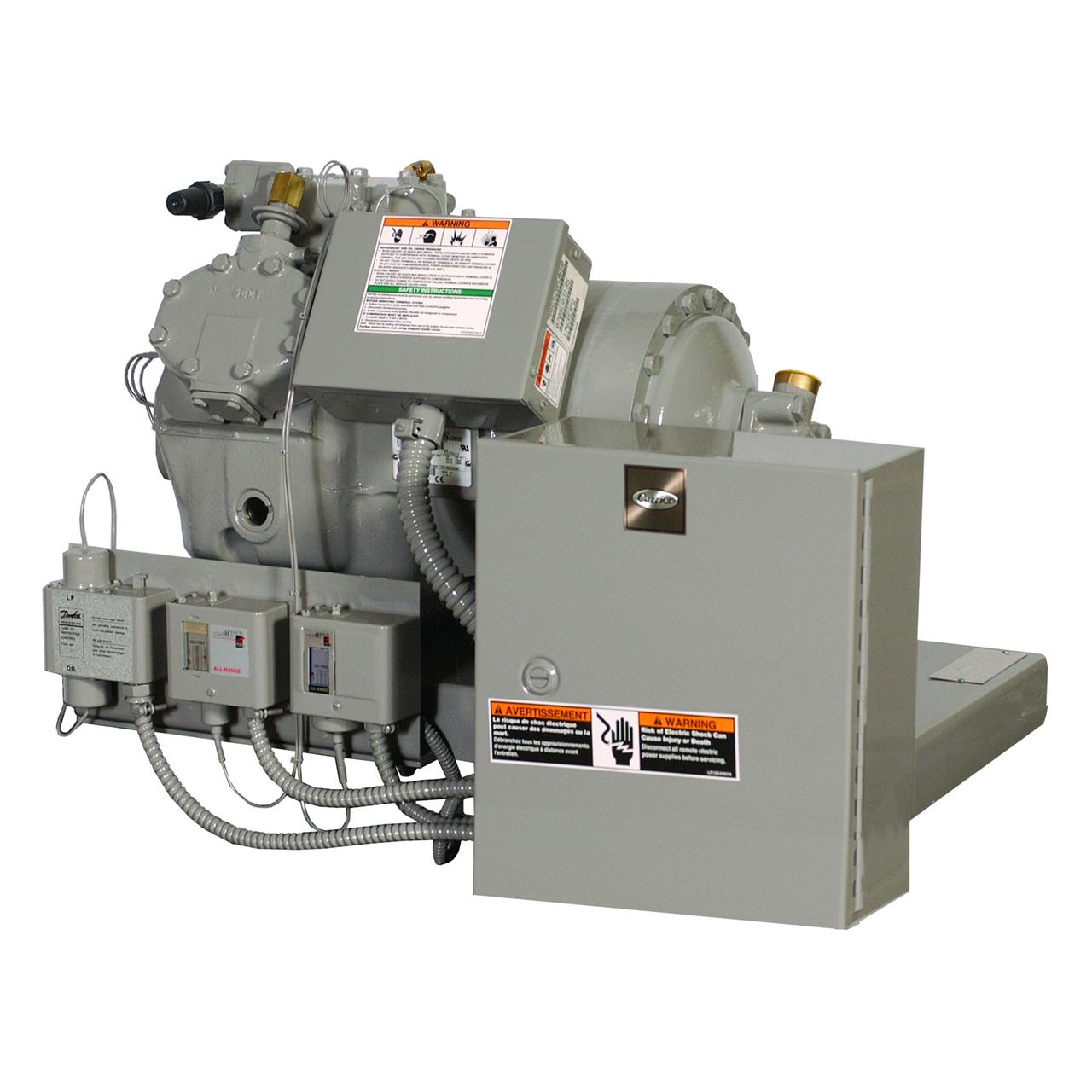 carrier-06E-semi-hermetic-reciprocating-compressor