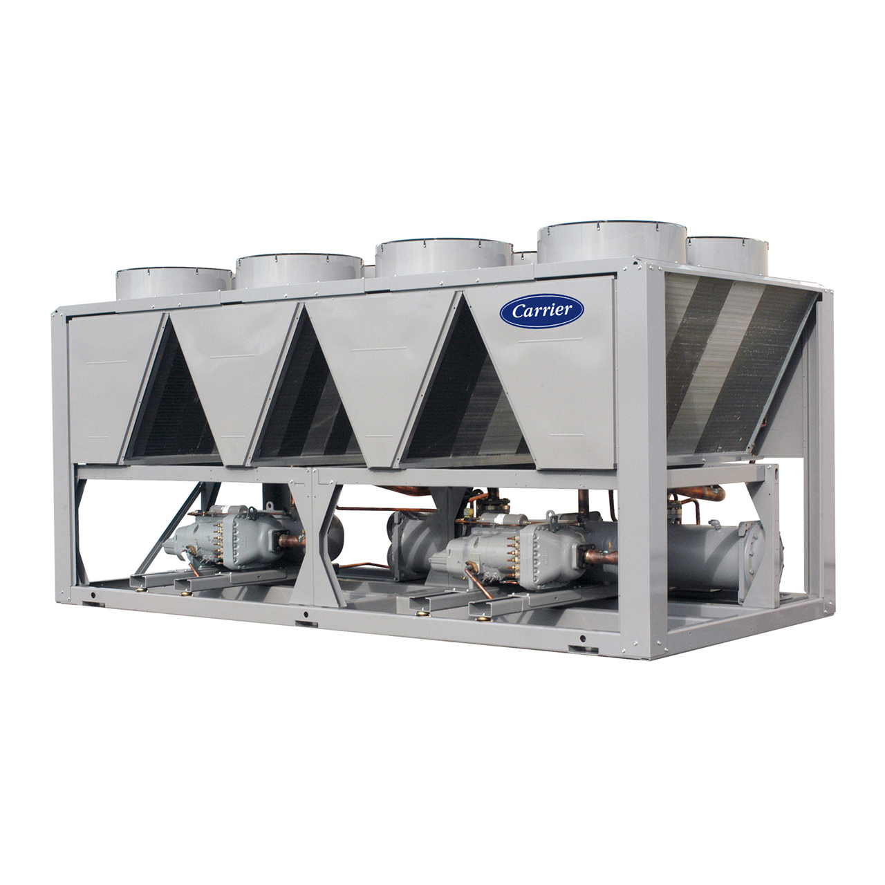 AquaForce® 30XA chillers were designed from the ground up to meet the efficiency demands of today and the future by providing premium air-cooled chiller packages for contractors, consulting engineers and building owners.