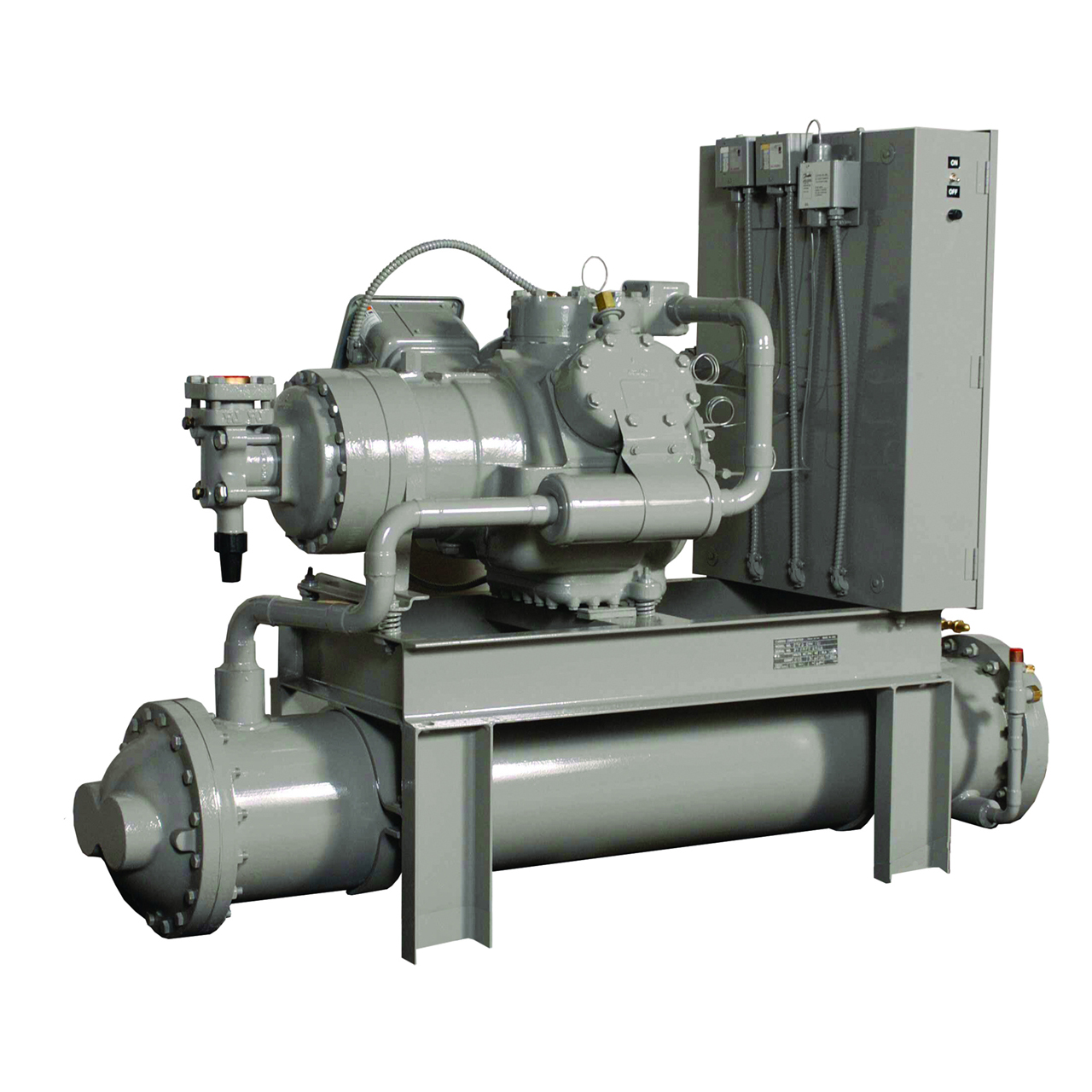 carrier-07E-water-cooled-condensing-unit
