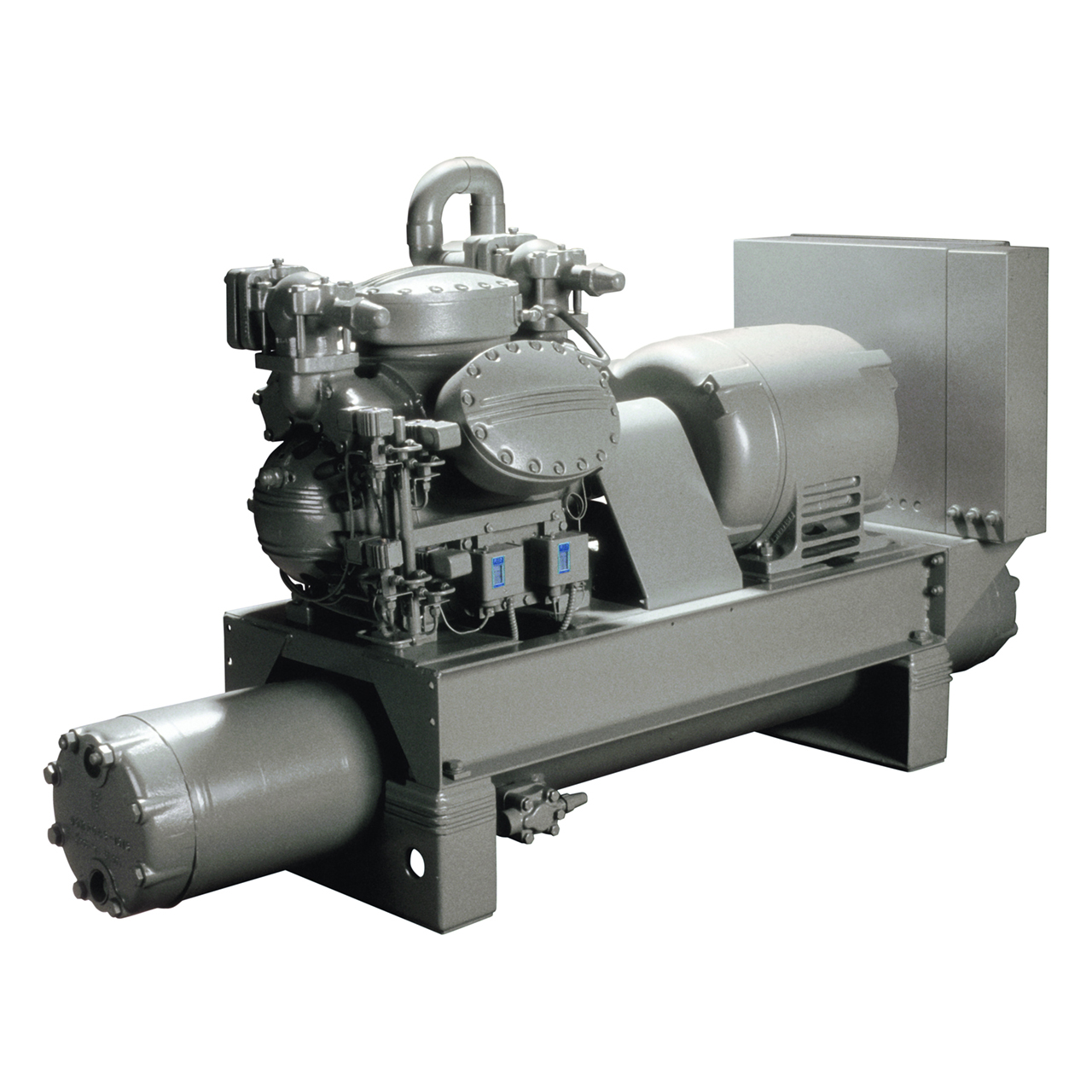 carrier-07HY-open-drive-reciprocating-condensing-unit