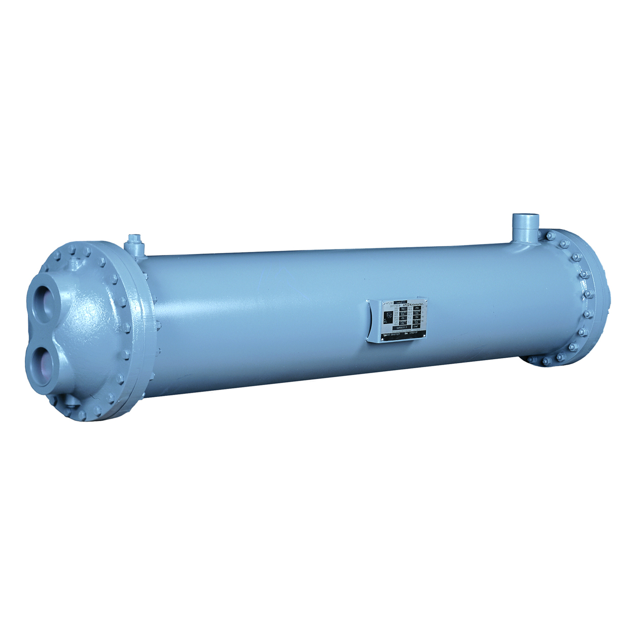 carrier-P701-water-cooled-condenser