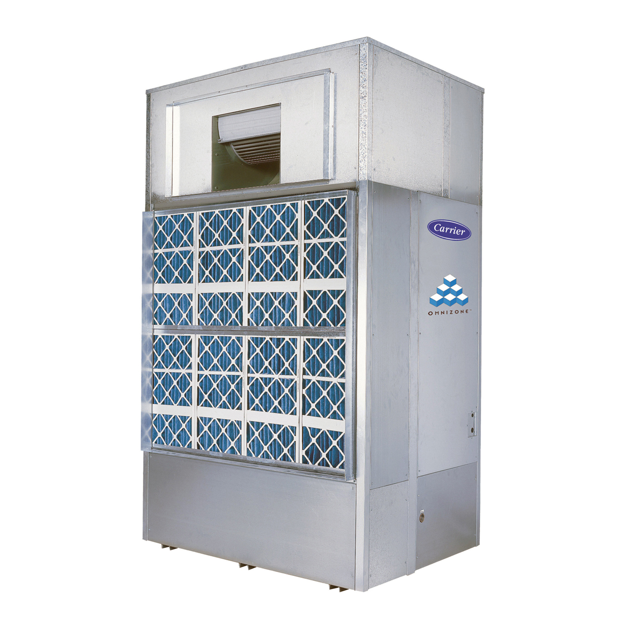 carrier-50bvv-water-cooled-constant-volume-heat-pump-modular-indoor-self-contained-unit