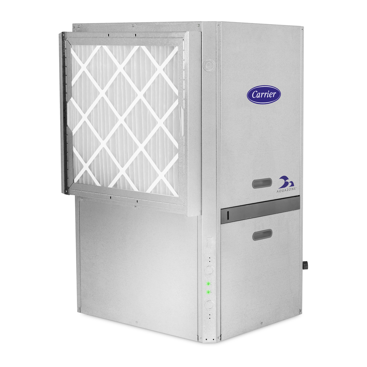 carrier-50ptv-vertical-indoor-water-cooled-two-stage-water-source-heat-pump
