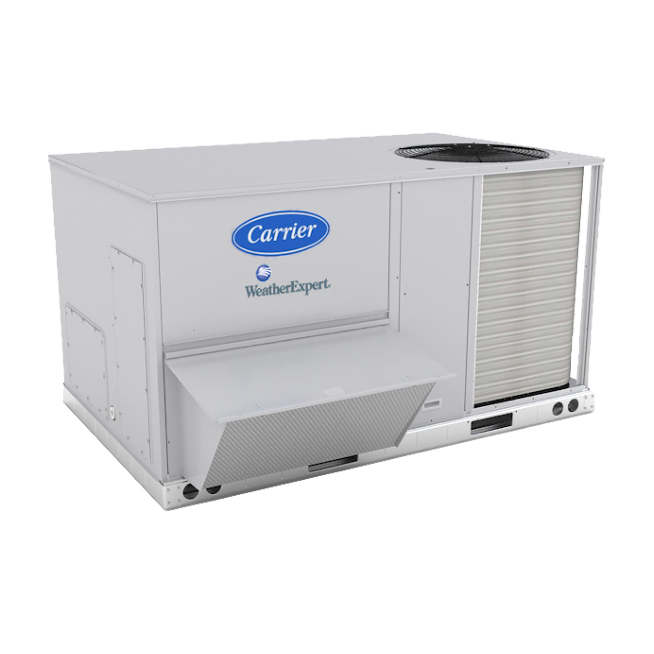 48LC WeatherExpert® rooftop units were designed by customers for customers. They are Carrier's most efficient commercial packaged rooftop ever produced and have some of the industry's highest IEER's available.