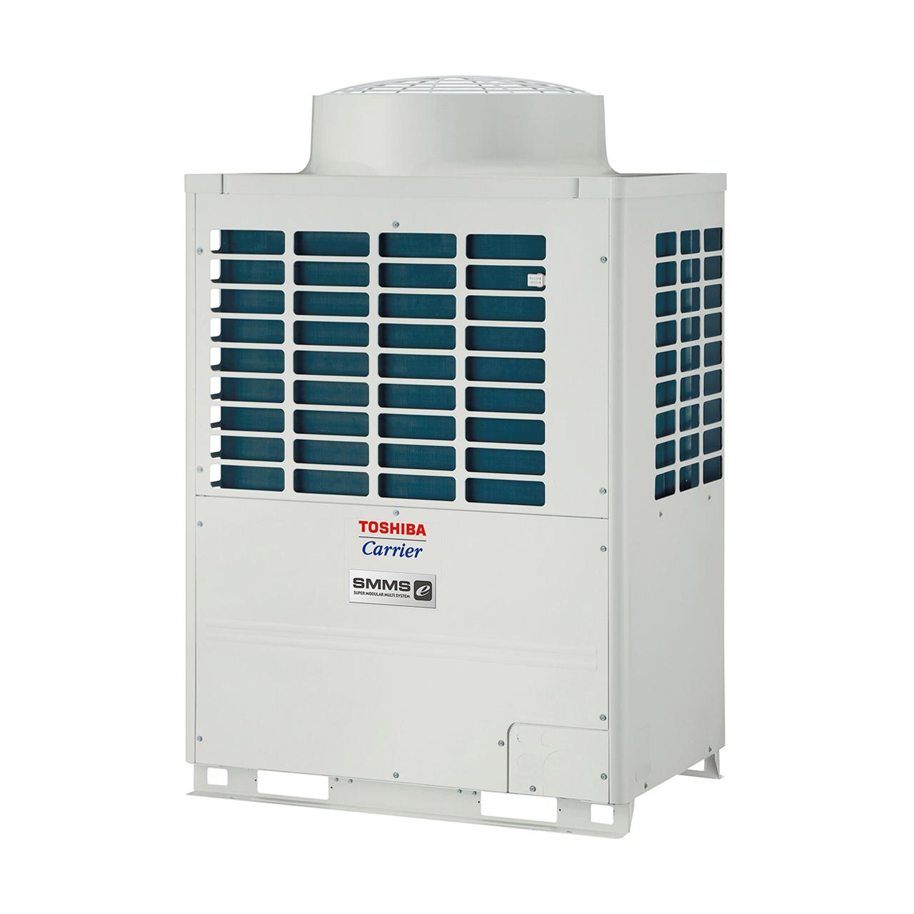 carrier-mmyh-vrf-triple-module-heat-pump-system