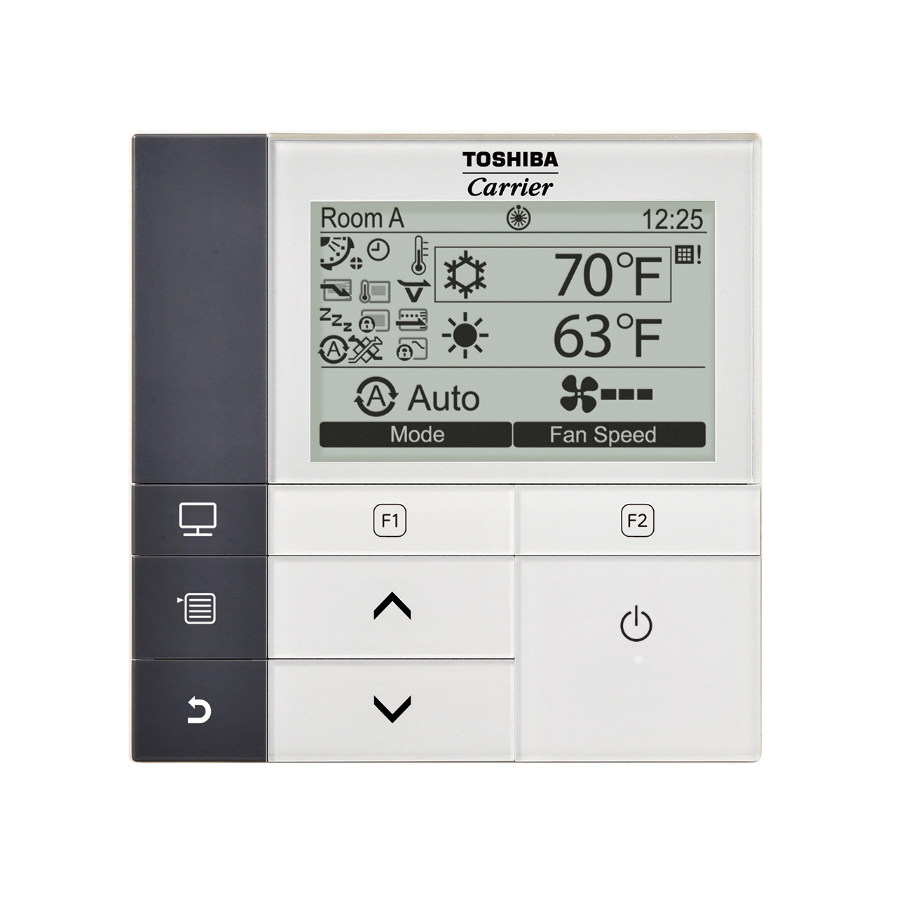 carrier-RBC-AMS54UL-vrf-wired-remote-controller
