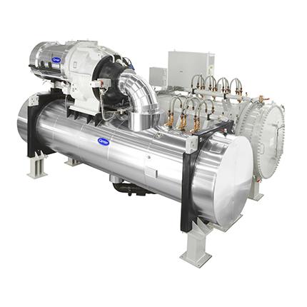 carrier-19xr-centrifugal-chilller-stainless-steel