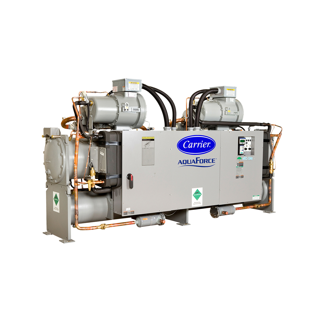 carrier-30hx-water-cooled-screw-chiller-B