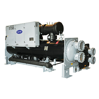 carrier-23xrv-screw-chiller
