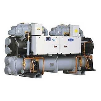 carrier-30xwg-screw-chiller