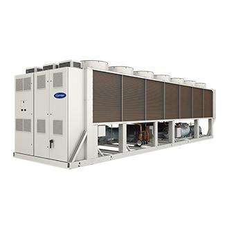 carrier-30kav-air-cooled-screw-chiller