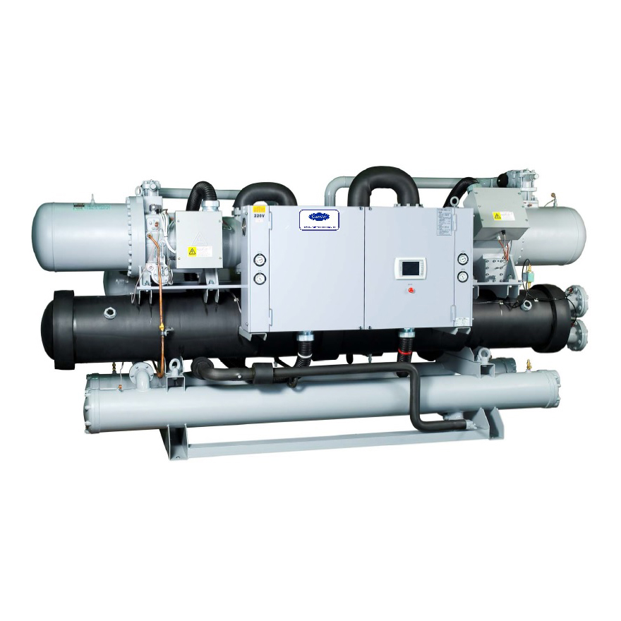 carrier-30kws-water-cooled-screw-chiller-B