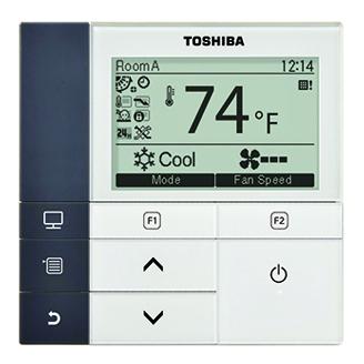 toshiba-carrier-RBC-AMS51E-ES-vrf-remote-controller