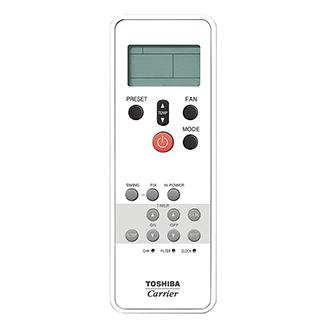 toshiba-carrier-TCB-vrf-wireless-remote