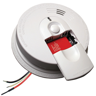 Firex I4618 Hardwired Smoke Alarm Kidde Home Safety