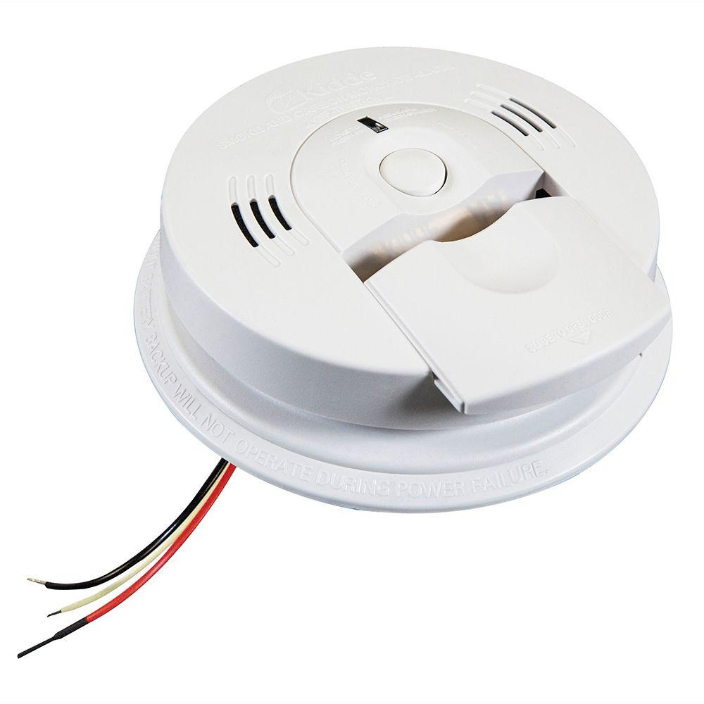 Kn Cosm Iba Hardwired Combination Carbon Monoxide Smoke Alarm