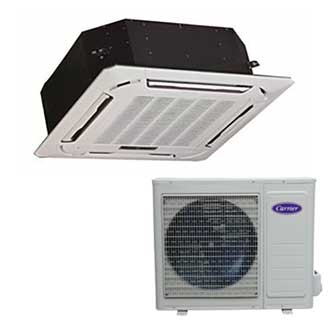 carrier-decor-ductless-split-system