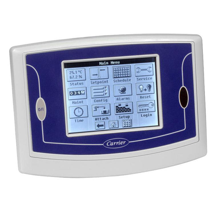 carrier-33CNTPILOT-touch-pilot-operator-interface