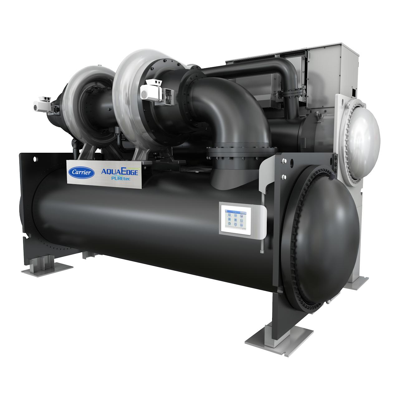 carrier-19DV-centrifugal-liquid-chiller