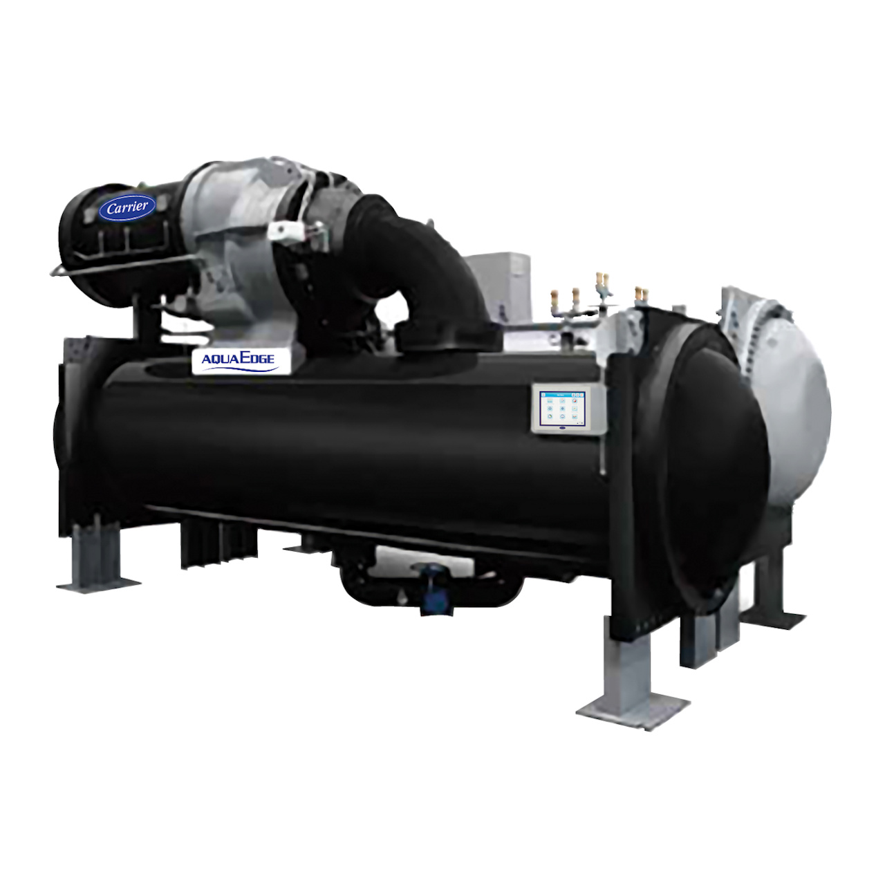 carrier-19XR-19XRV-double-stage-centrifugal-liquid-chiller