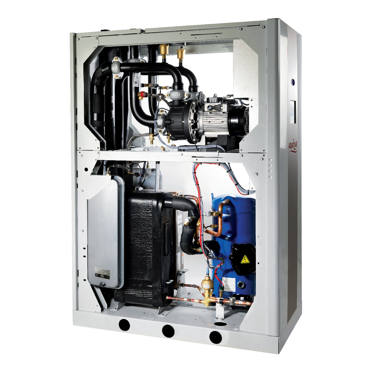 carrier-61WG-water-sourced-heat-pump-inside