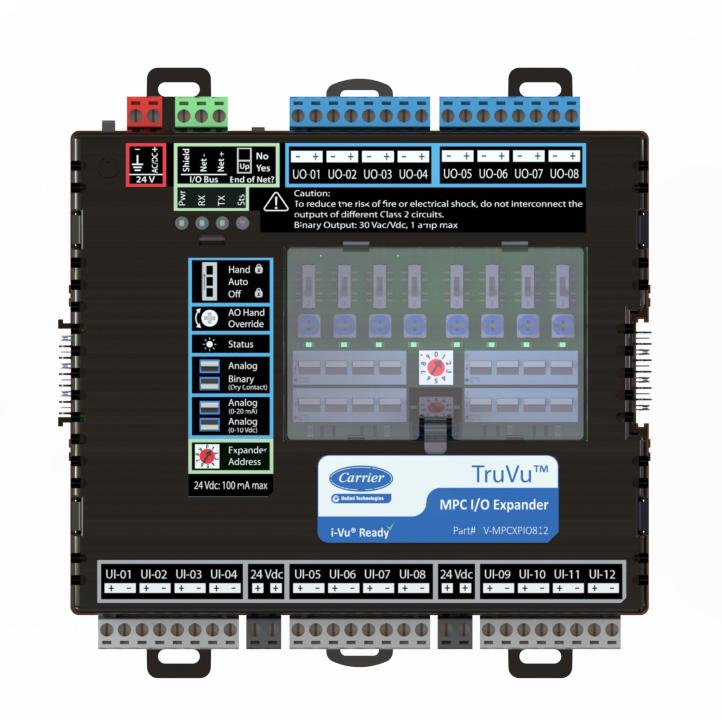 carrier-TV-MPCXPIO48-truvu-mpc-io-expander
