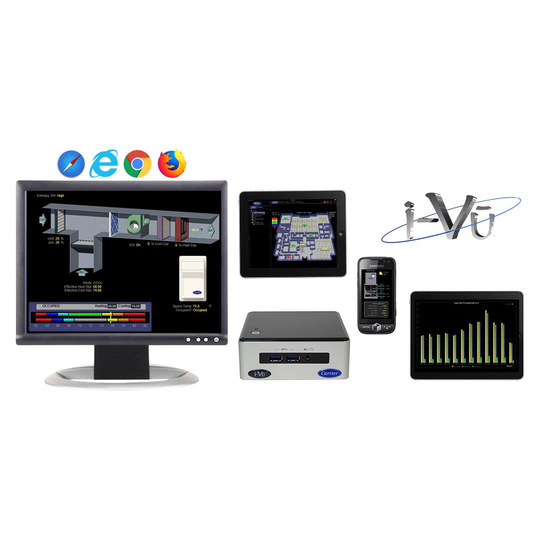 carrier-CIV-OPN-i-vu-web-based-operator-interface