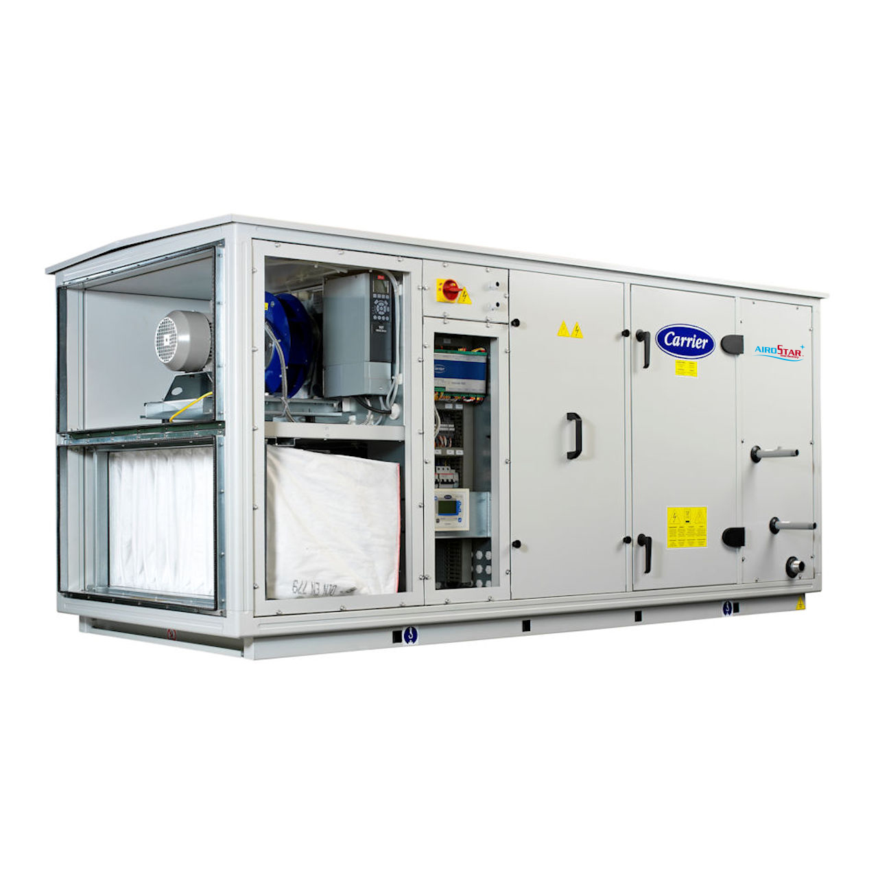 carrier-39SQ-air-handling-unit-multibloc