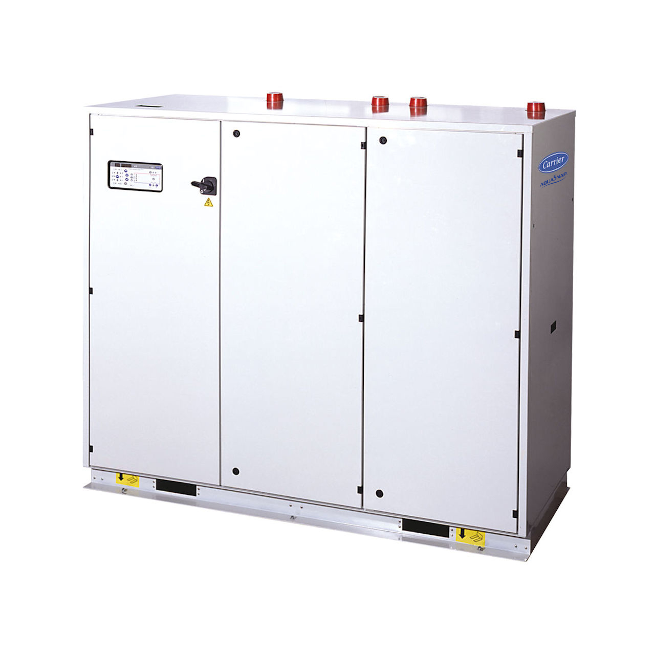 carrier-30RW-30RWA-water-cooled-condenserless-chiller-integrated-hydraulic-module
