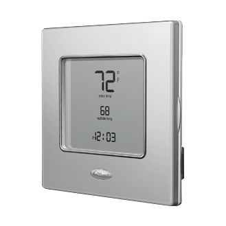 Performance Edge Programmable Thermostat - TP-PRH01-B | Carrier - Home  ComfortCarrier