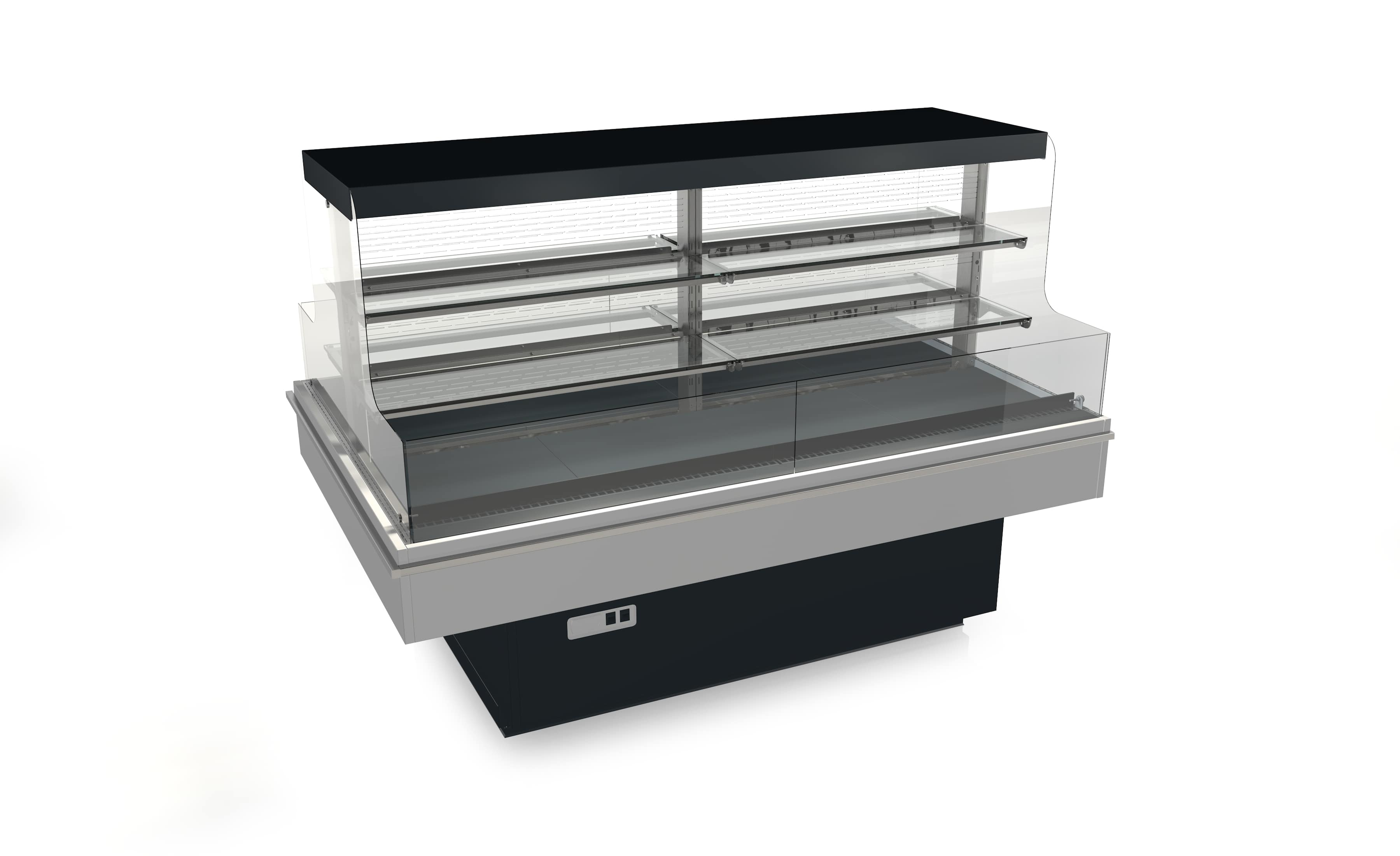 refrigerated-counter-servigo-angled-empty