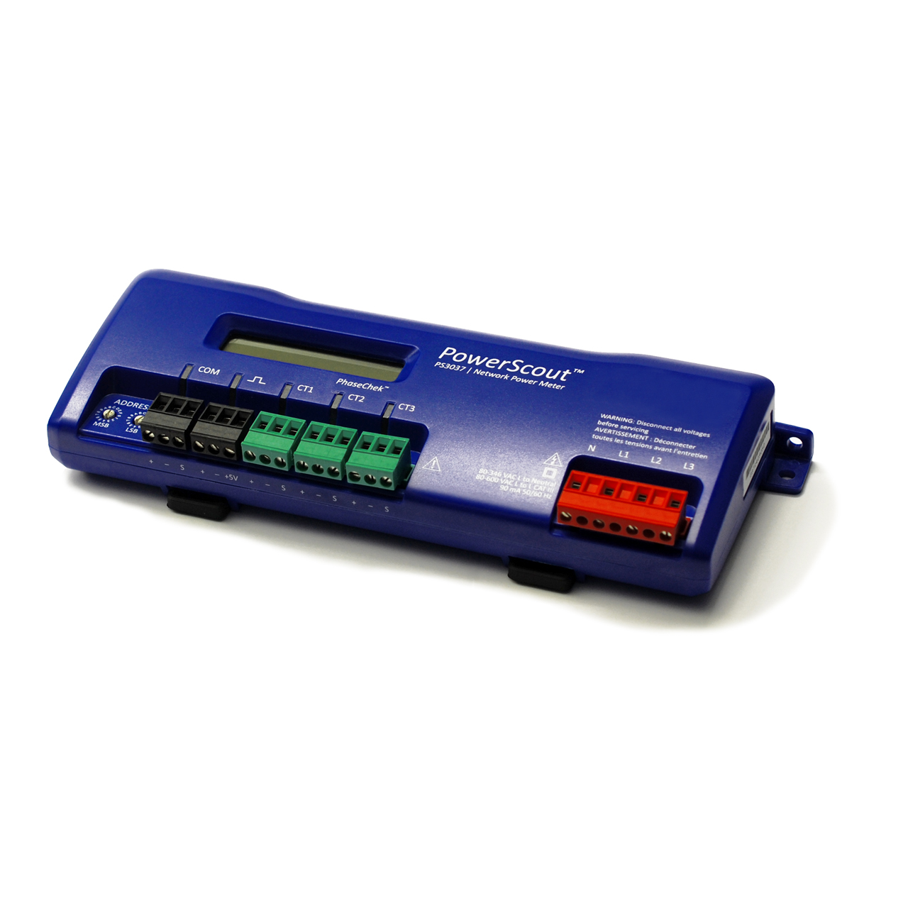 carrier-NSA-3-POWER-3-channel-power-meter